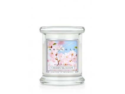 vonná sviečka kringle candle cherry blossom mini