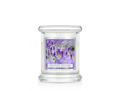 Vonná sviečka kvetinová vôňa