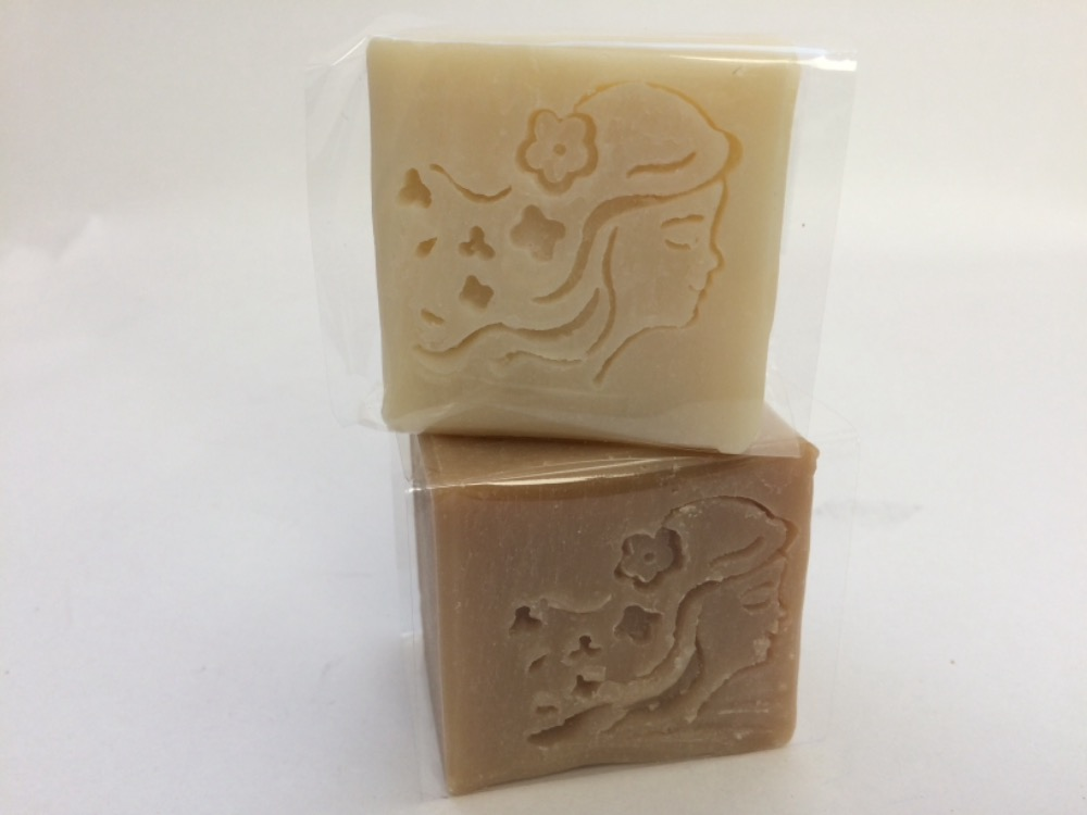 Šampony z kozího mléka