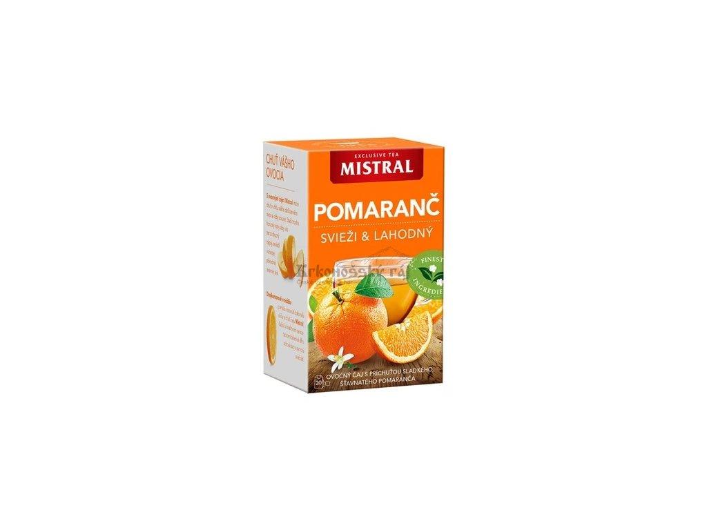 Mistral Pomeranč