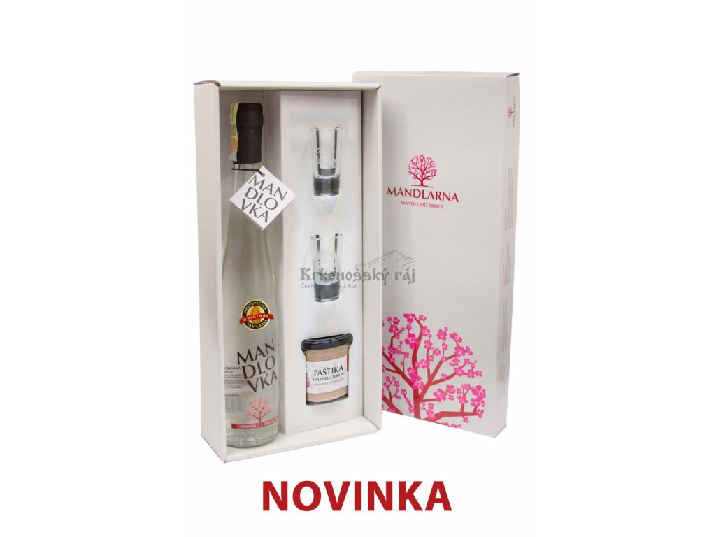 darkova krabicka lahev panaky a produkt novinka 88741