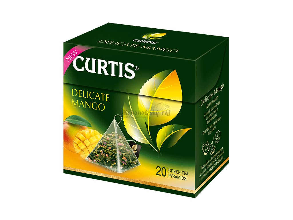 Curtis pyramid Delicate Mango