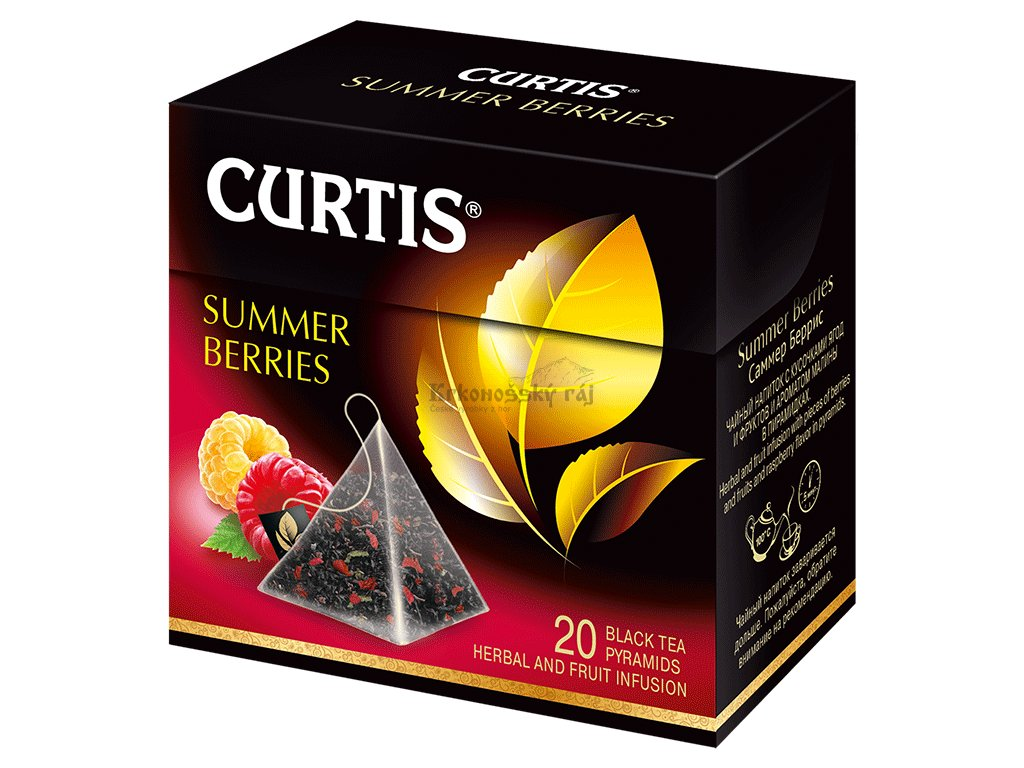 Curtis pyramid Summer Berries
