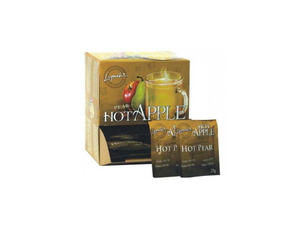 HOT APPLE Horká hruška 50x23g 500x500