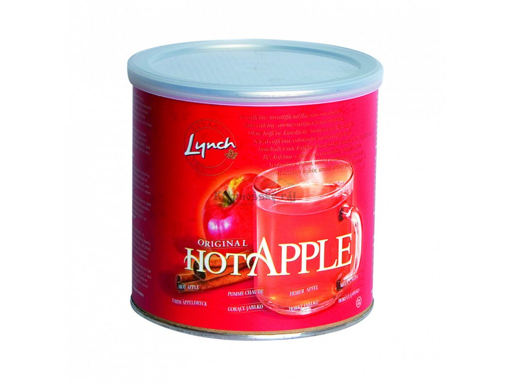 hot apple horke jablko 553 g