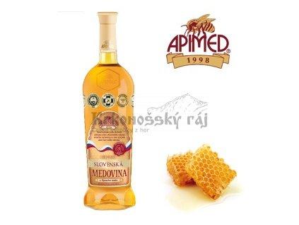 Slovesnká medovina