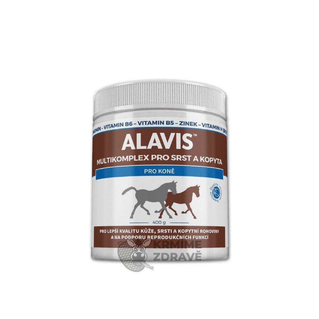 Alavis Multikomplex pro srst a kopyta 400g 1806201811065811387