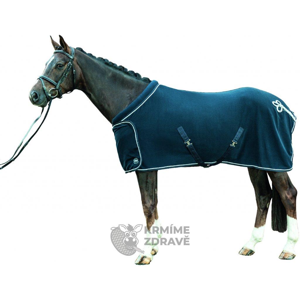Odpocovací deka s límcem HKM