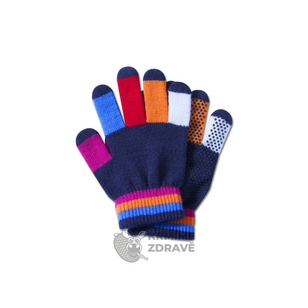 Dětské jezdecké rukavice GRIPPY ELT