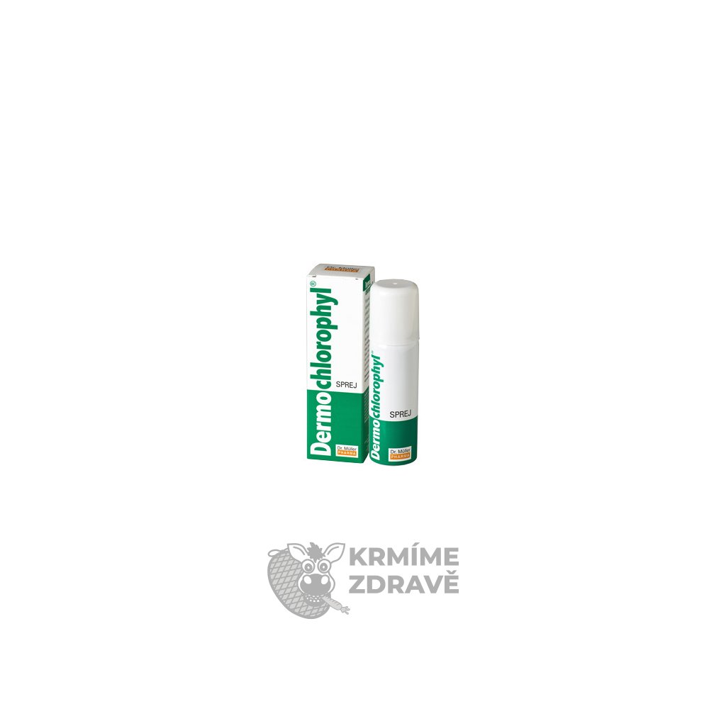 Dr.Muller Pharma Dermo-Chlorophyl spray 50ml