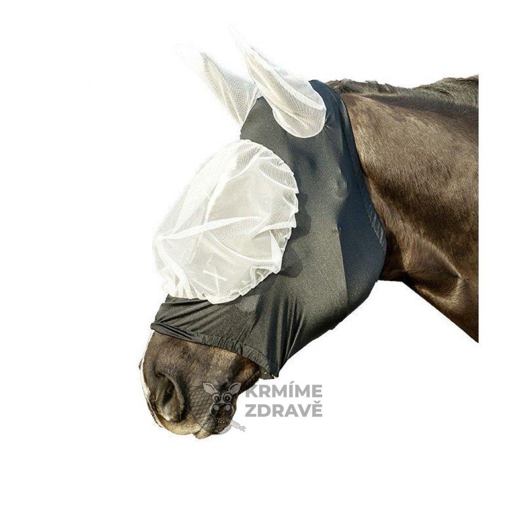 Ochranná maska proti mouchám - extra měkká a elastická