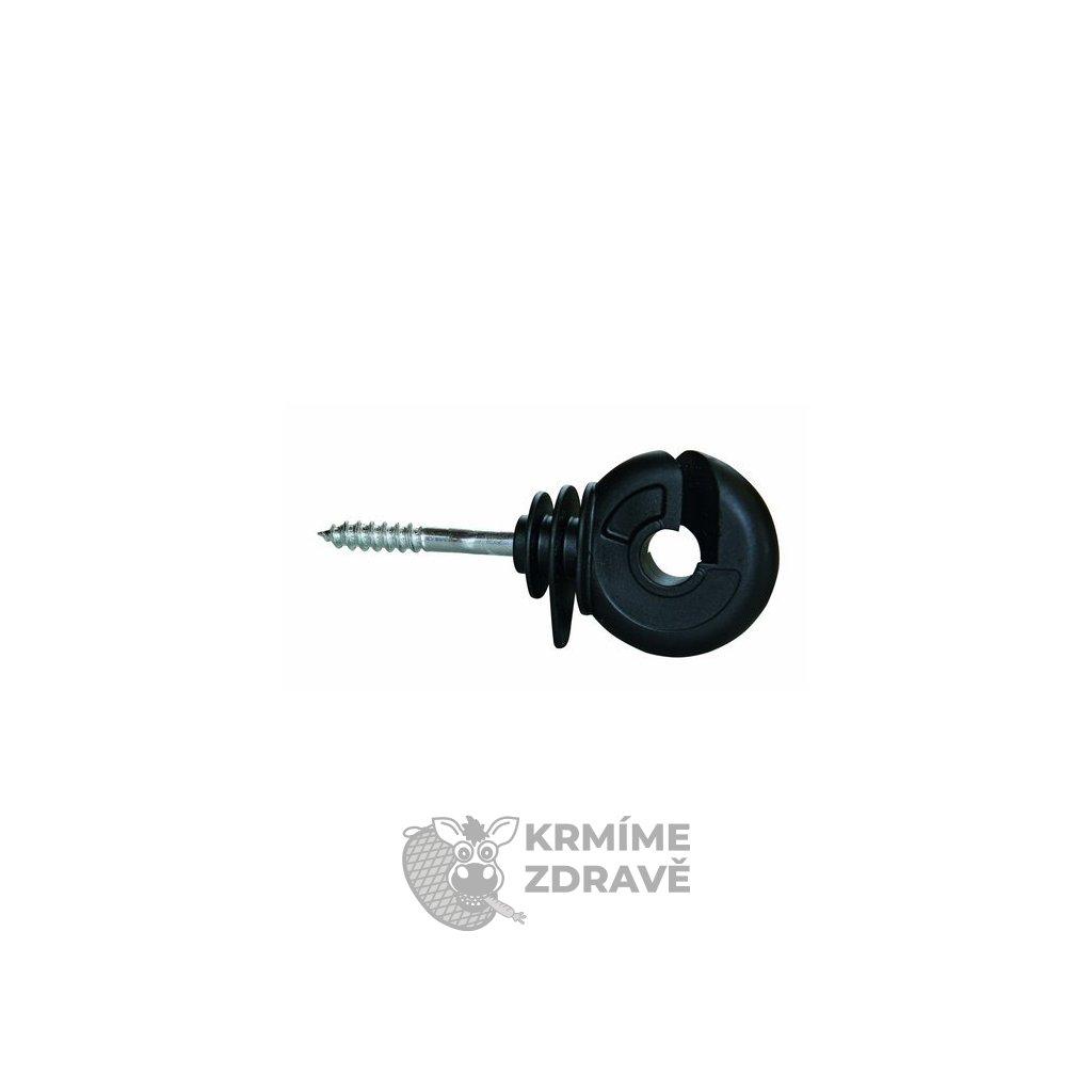 443145+1 Kruhovy izolator s vrutem 5,3mm