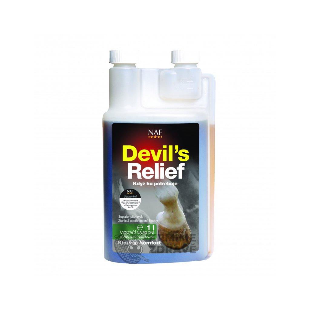 Devil's Relief - Čertův dráp (tekutý)