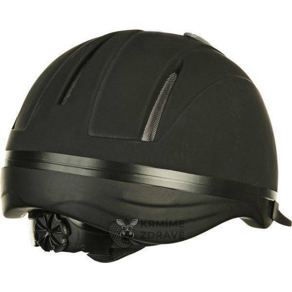 Jezdecká helma Carbon Art HKM