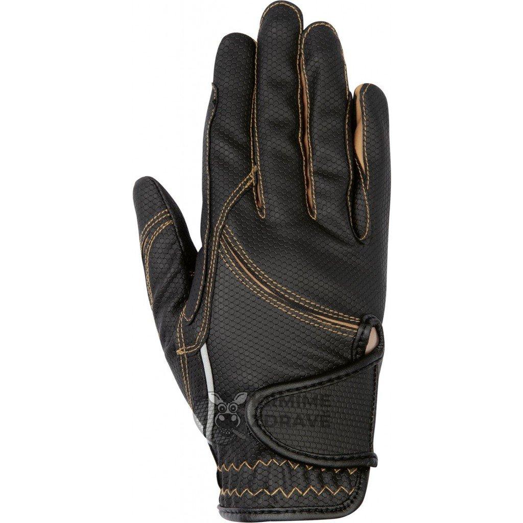 Jezdecké rukavice Fashion-Béžová