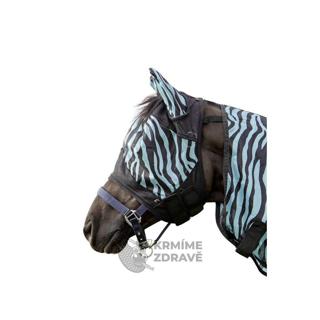 Maska na hlavu Zebra AQUA