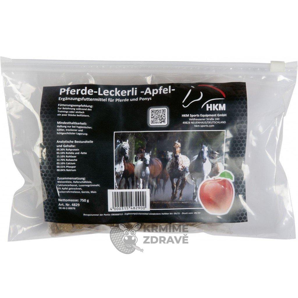 Pamlsky jablečné-BEZ OBILOVIN, 750 g