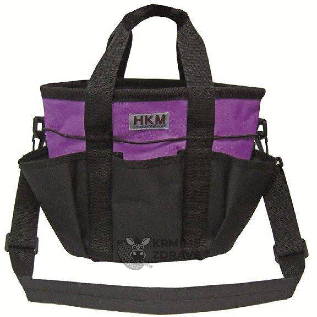 Taška na čištění Colour-fialová/černá