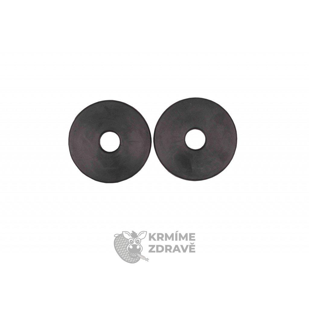 Gumové kroužky na udidlo 8,5 cm průměr