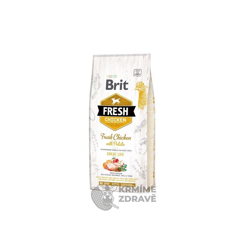 brit fresh chicken