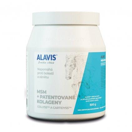 ALAVIS MSM pro kone 600g 1410201916552827349