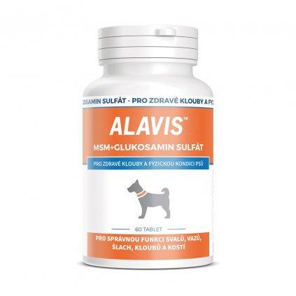 ALAVIS MSM Glukosamin sulfat