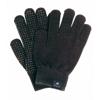 Jezdecké rukavice GRIPPY, ELT