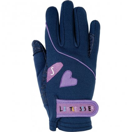 Jezdecké rukavice Ballamonte