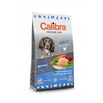 calibra dog premium line adult