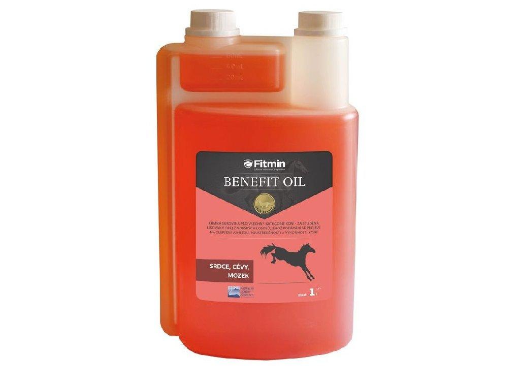 Fitmin Benefit Lososový olej 1l