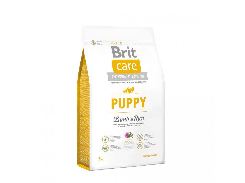 Brit Care Puppy Lamb 3kg