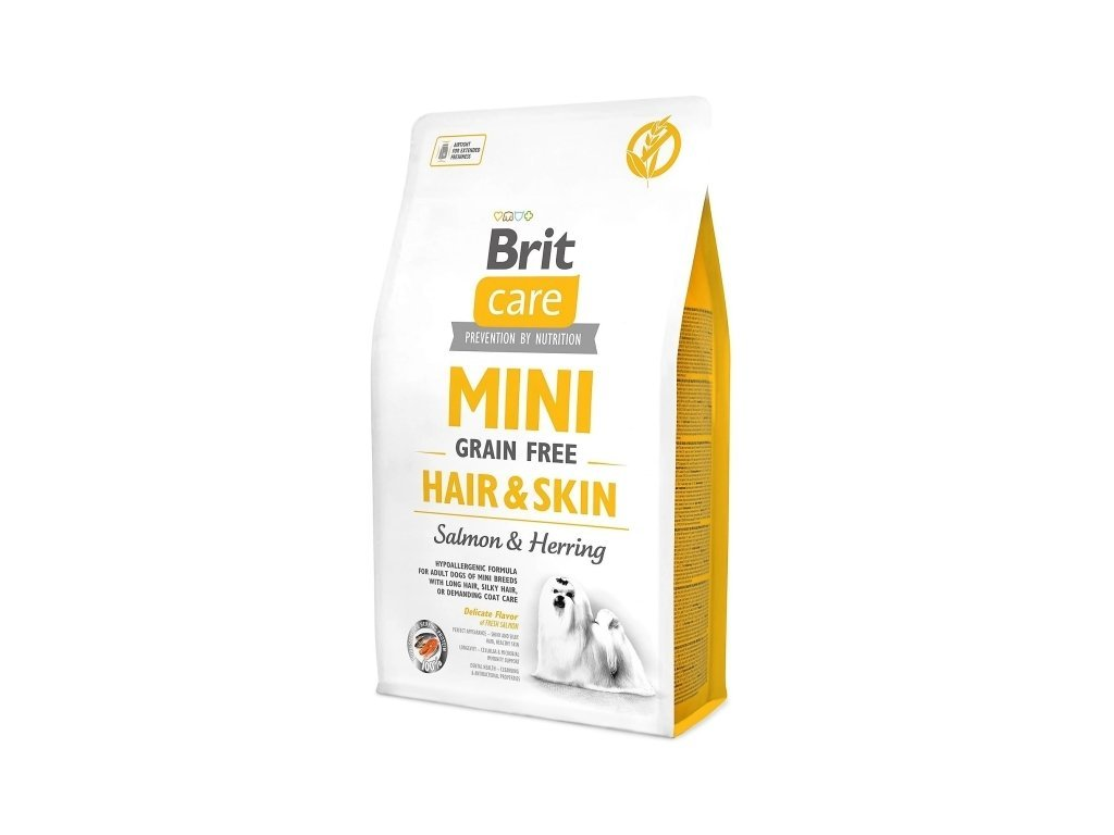 Brit Care Mini Hair skin 2 kg