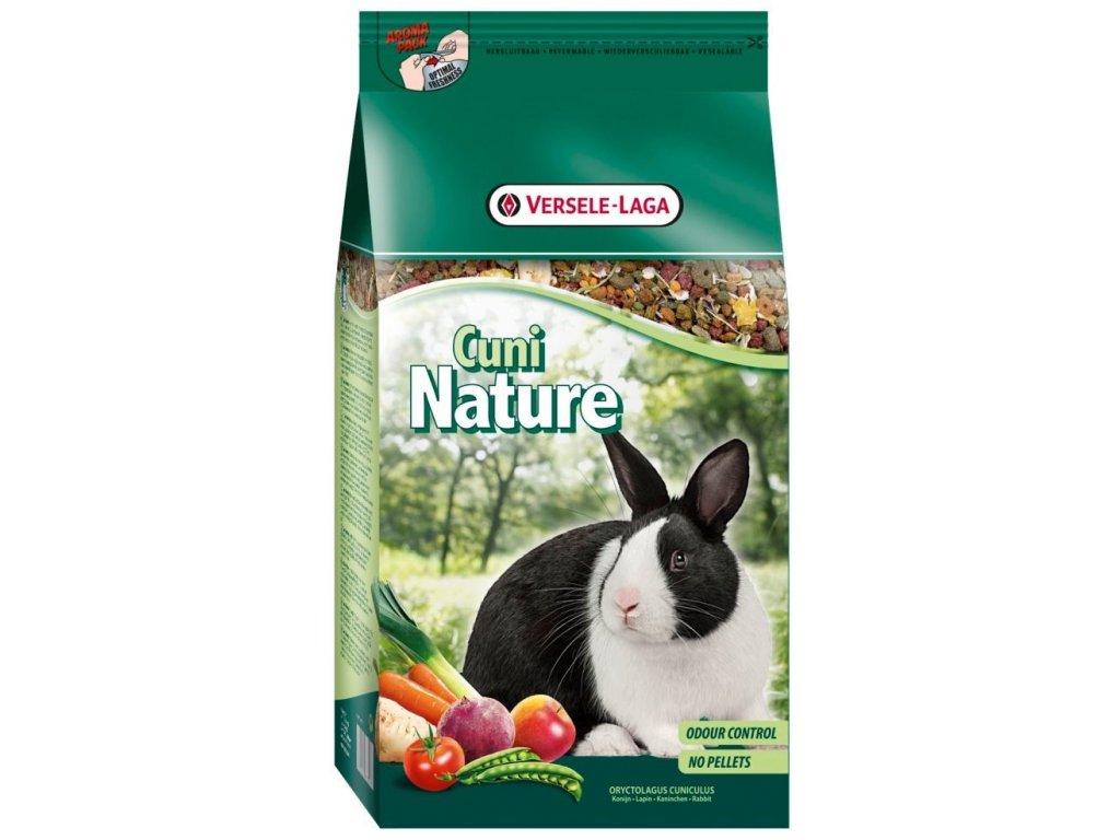 Versele Laga Cuni Nature 750g, králík