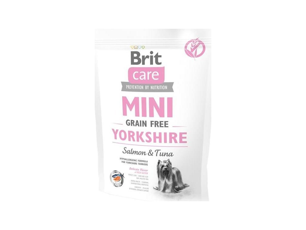Brit Care Mini Yorkshire 400g