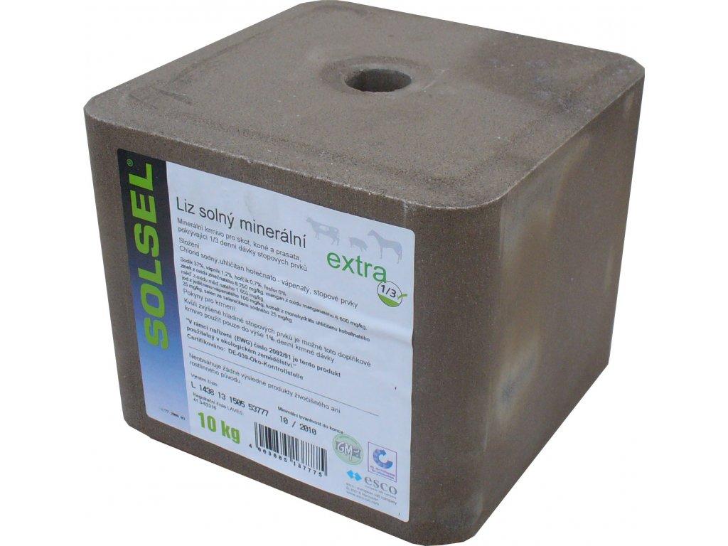 Solný liz Solsel Extra 10kg