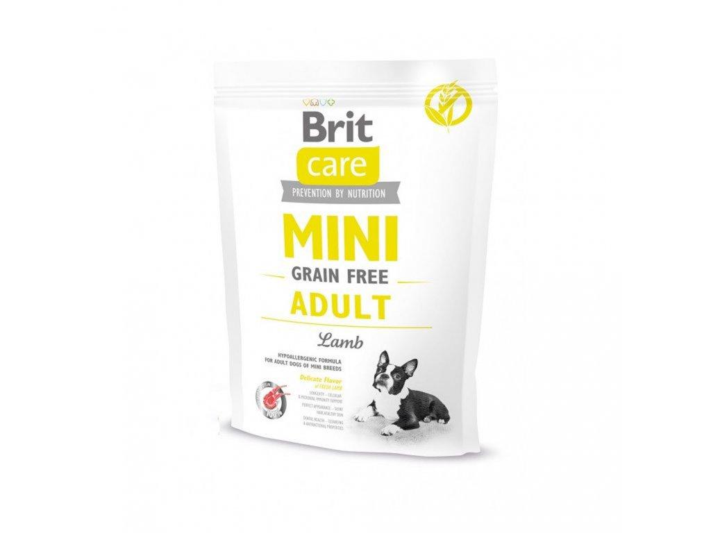 Brit Care Mini adult Lamb 400g