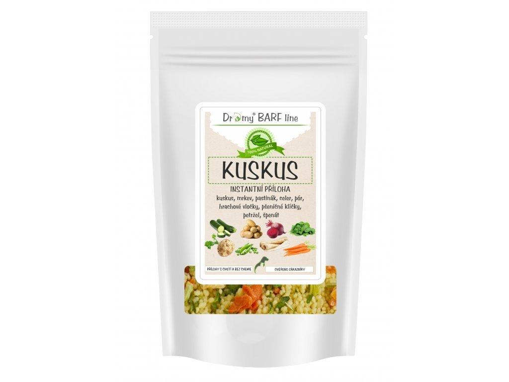 Dromy Instantní kuskus se zeleninou 1kg