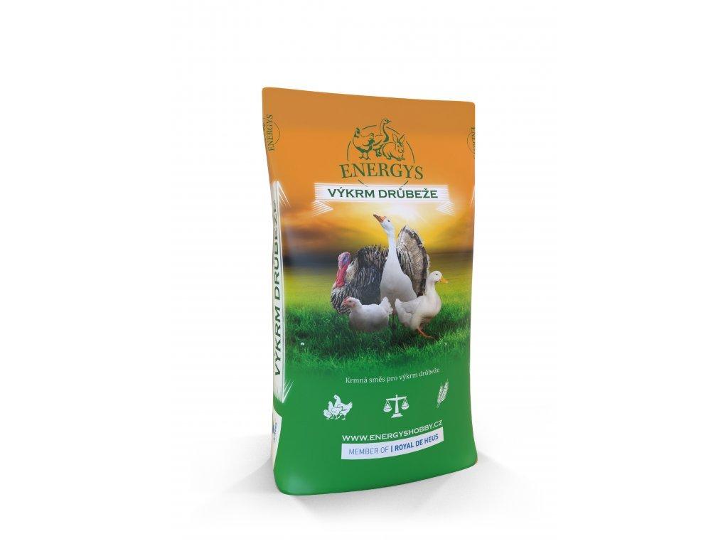 Energys Krůta midi Forte 25 kg
