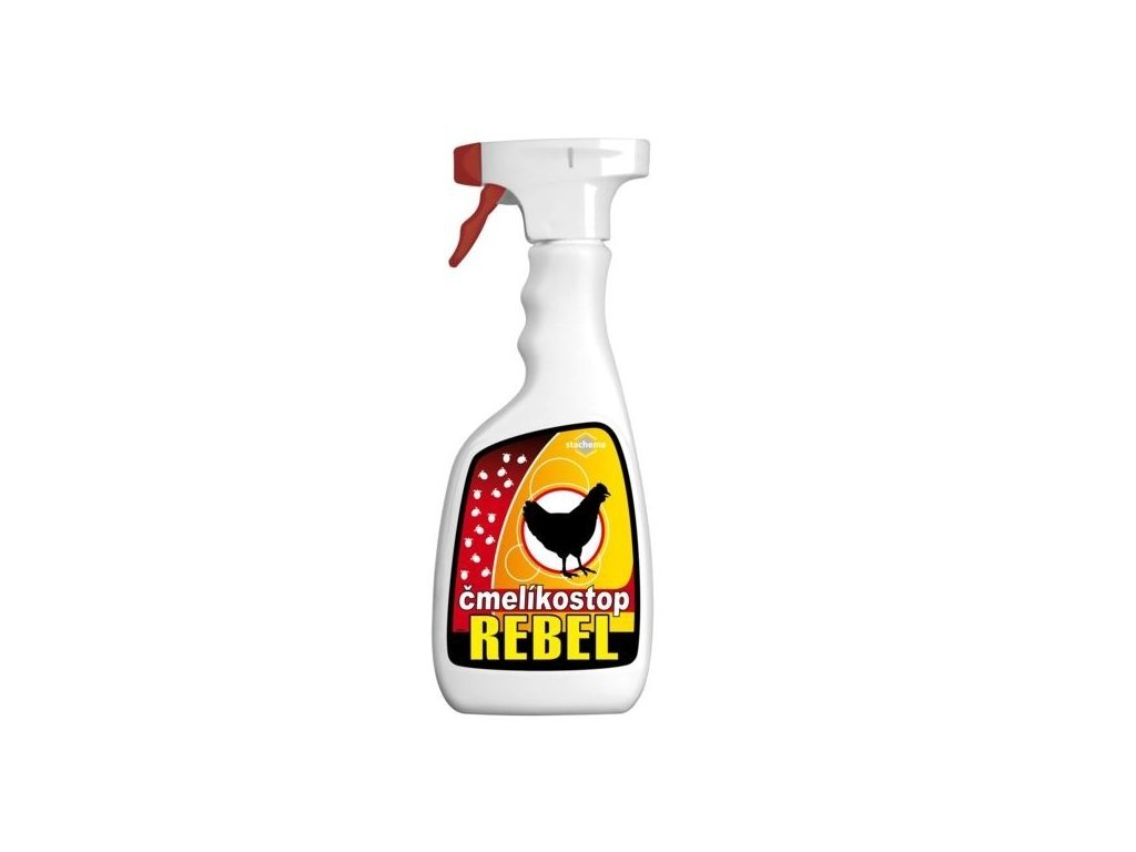 Rebel proti čmelíkům 250 ml