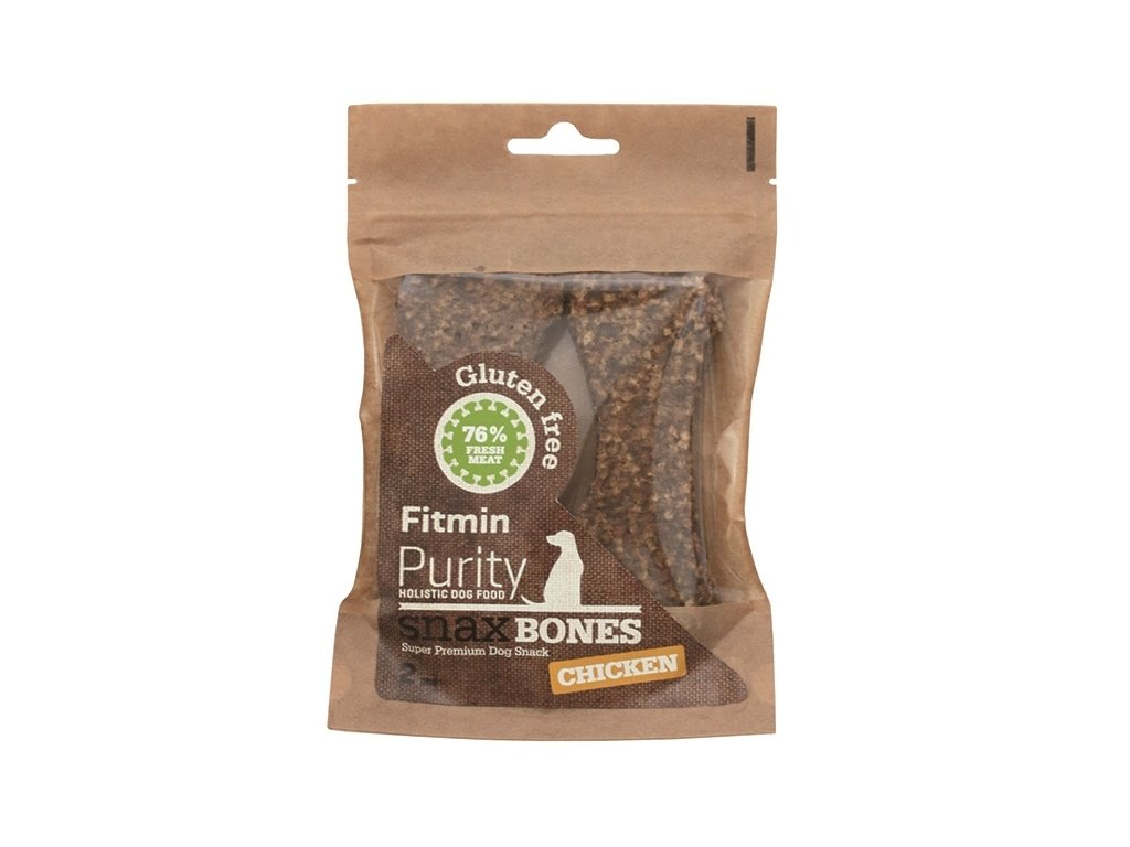 Fitmin Purity Snax BONES