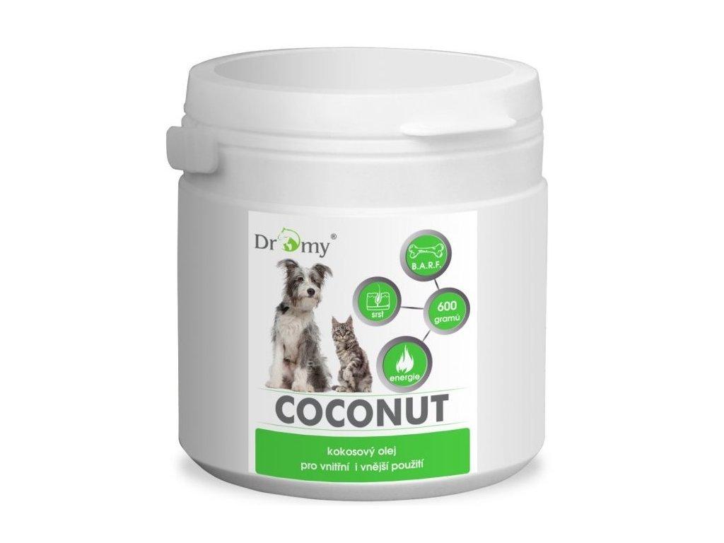 Dromy Kokosový olej 500g