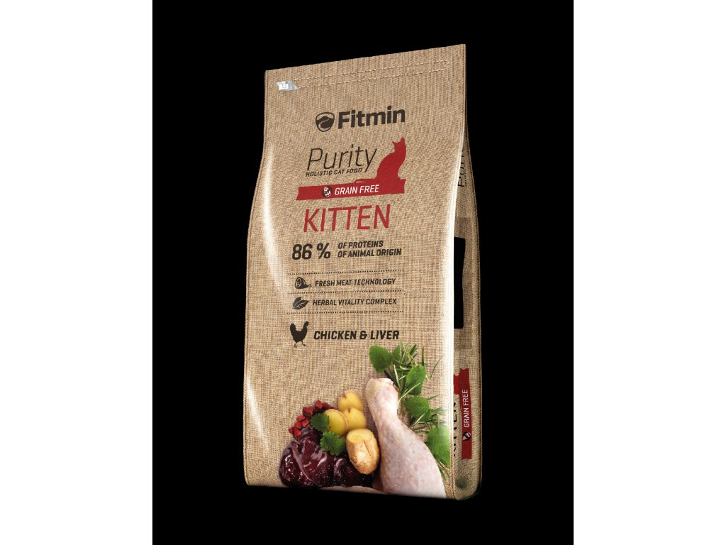 Fitmin cat Purity Kitten 1,5 kg