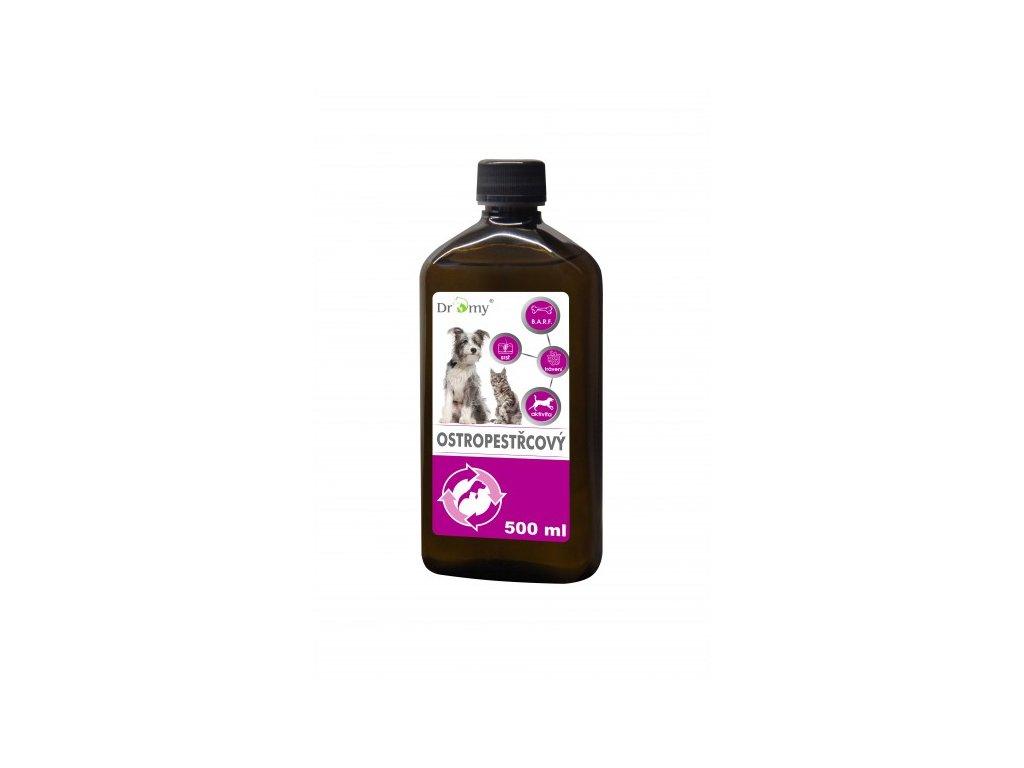 Dromy Ostropestřecový olej 500ml