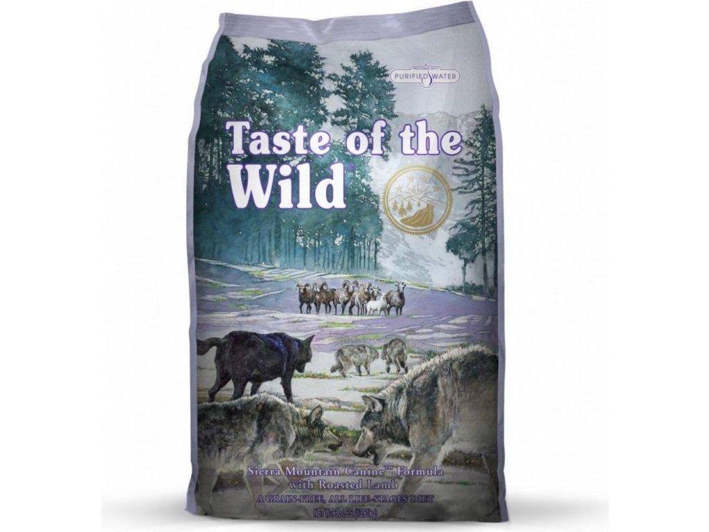 Taste of the Wild Sierra mountain 13kg