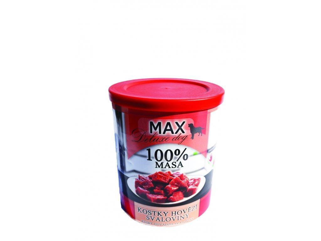 Sokol Max kostky hovězí svaloviny