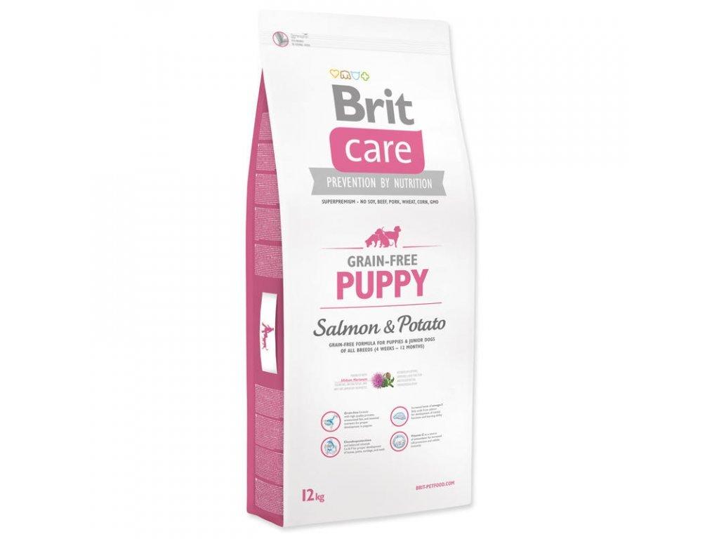 Brit Care Puppy Salmon 12kg