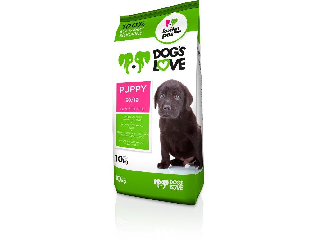 Dog´s Love Puppy 10kg