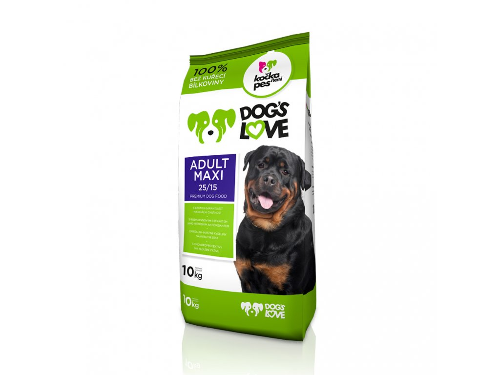 Dog´s Love Adult maxi 3kg
