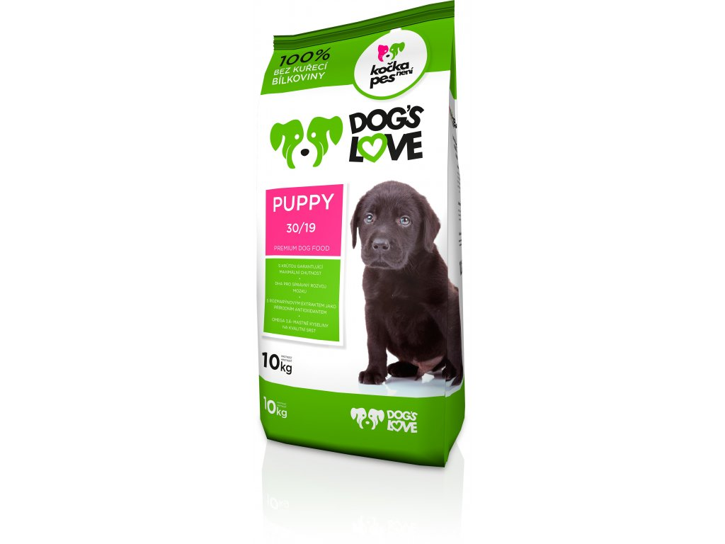 Dog´s Love Puppy 3kg