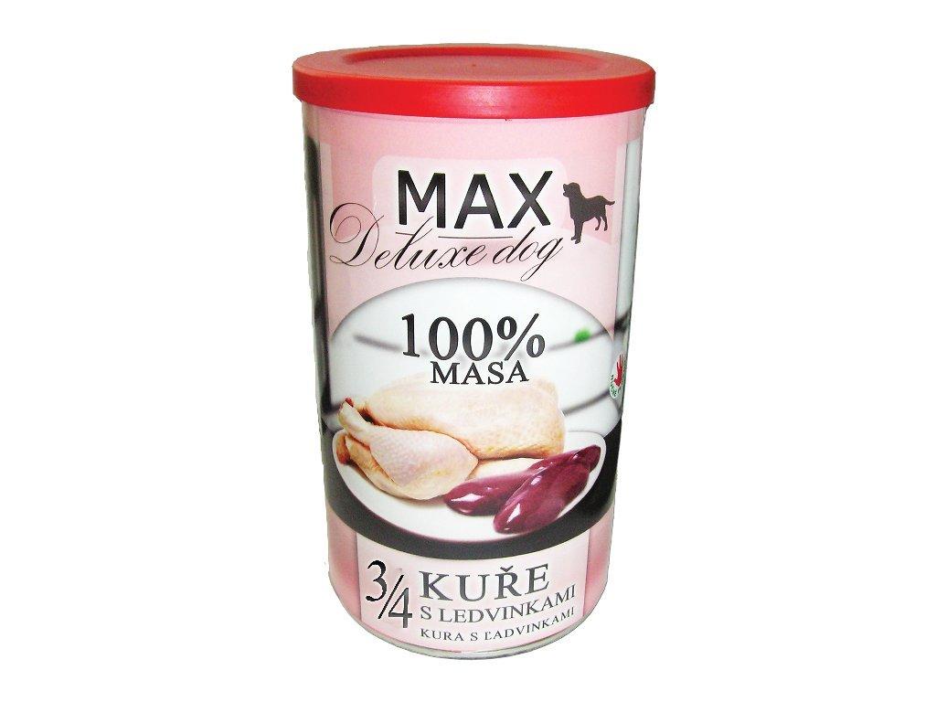 Sokol MAX 34 kuřete + ledvinky 1200g